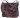 Stor väska rosa 151 i blommig mocka