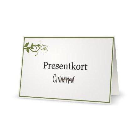 Presentkort valfritt belopp