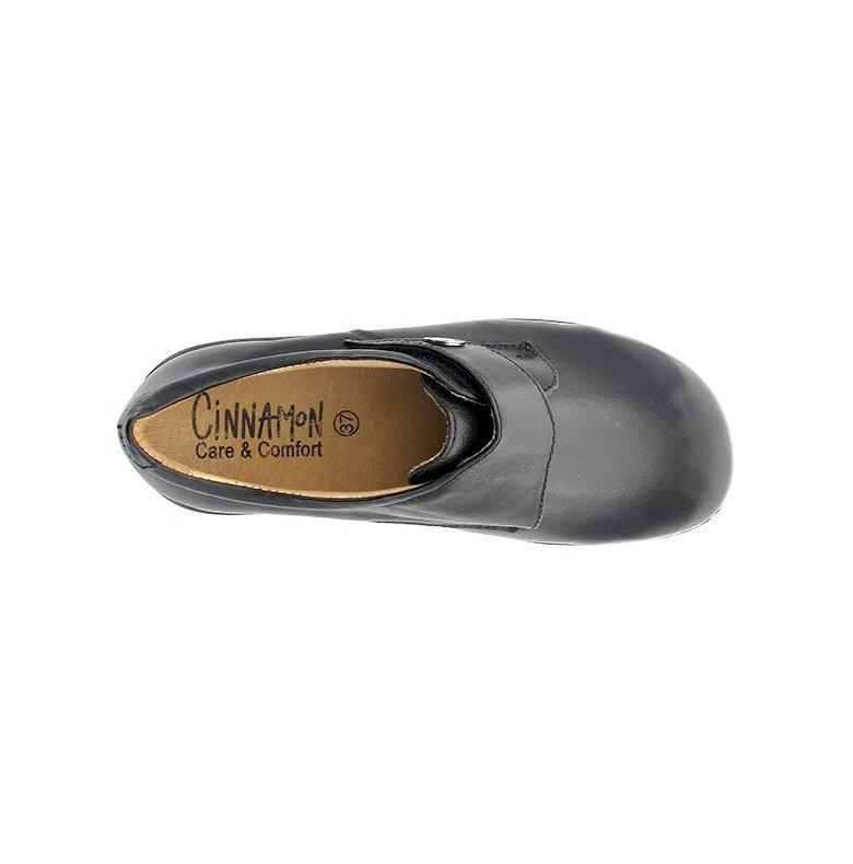 skor breda fötter dam