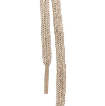 Skosnöre beige 110cm
